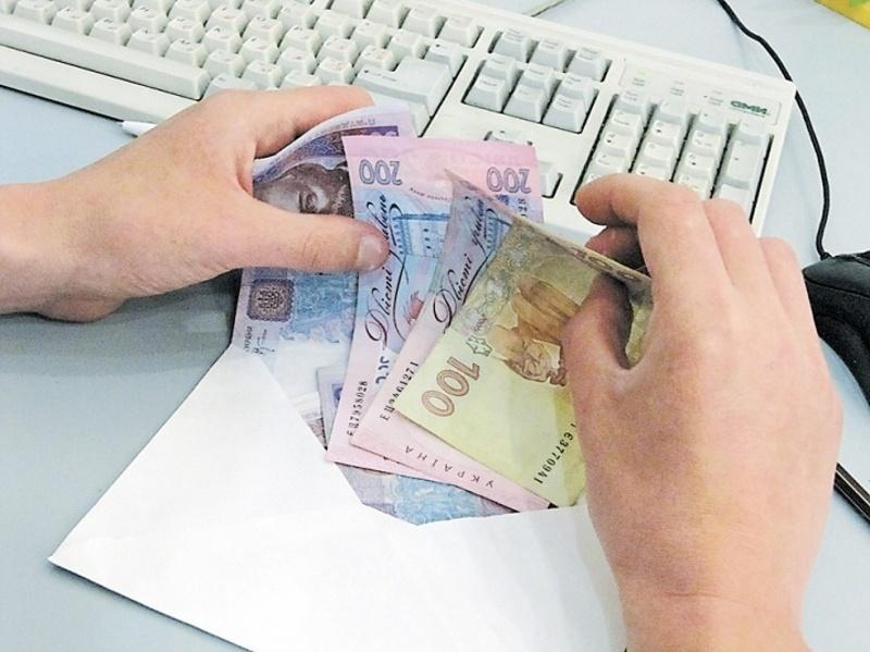 Несумлінним роботодавцям донараховано 4,2 мільйона гривень податку на доходи фізичних осіб та 191 тисячу гривень єдиного соціального внеску