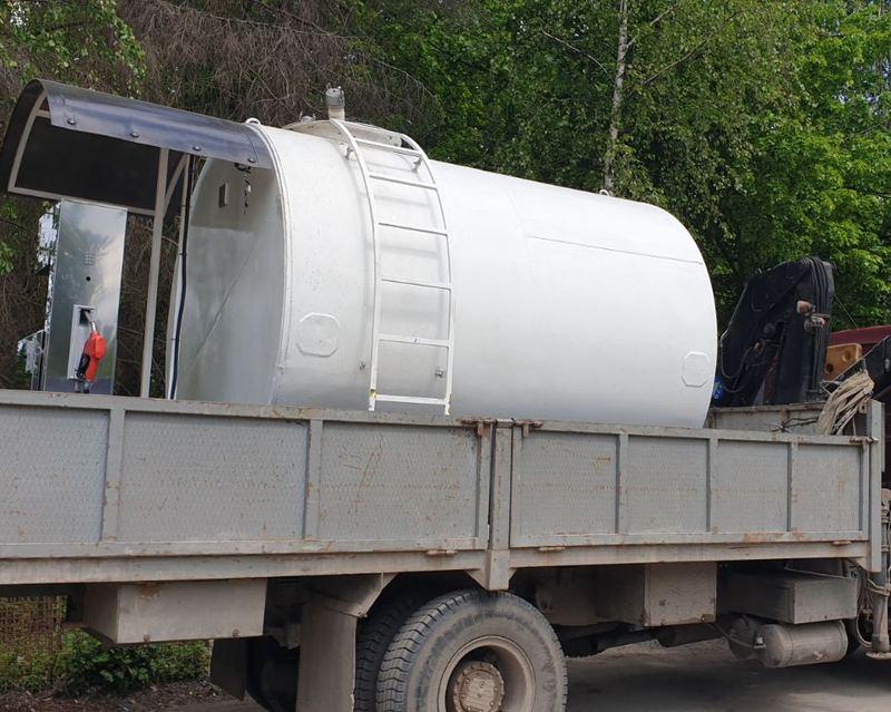 Припинено діяльність нелегальних автозаправних станцій у містах Старокостянтинів та Красилів