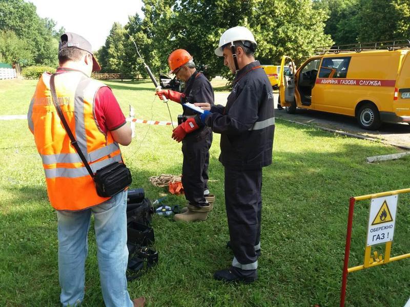 Газовики виявили три випадки самовільної врізання у систему газопостачання