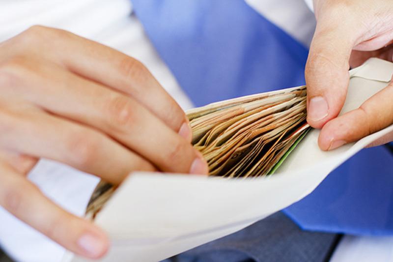 Втрати бюджету від зарплати
