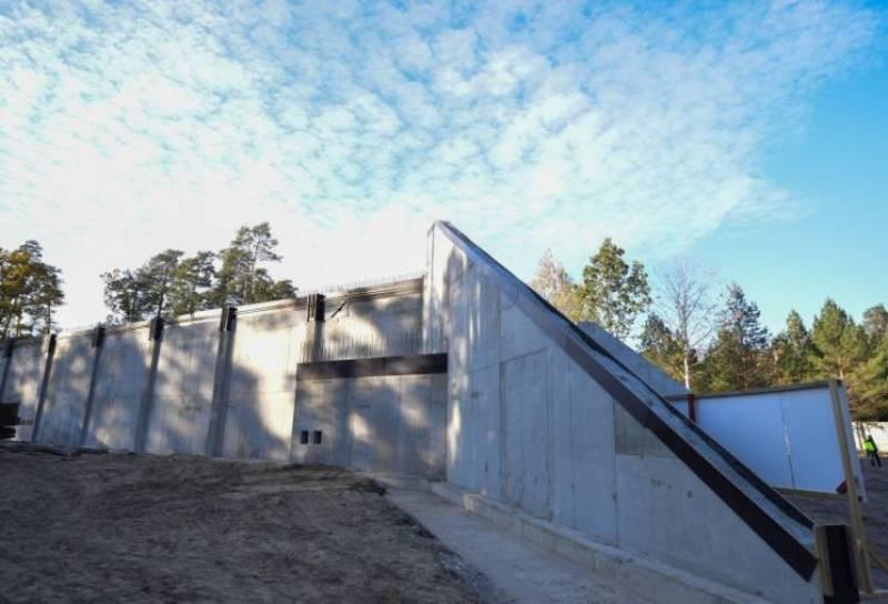 На будівництво арсеналу в Цвітосі з державного бюджету виділили 374 мільйони 380 тисяч гривень