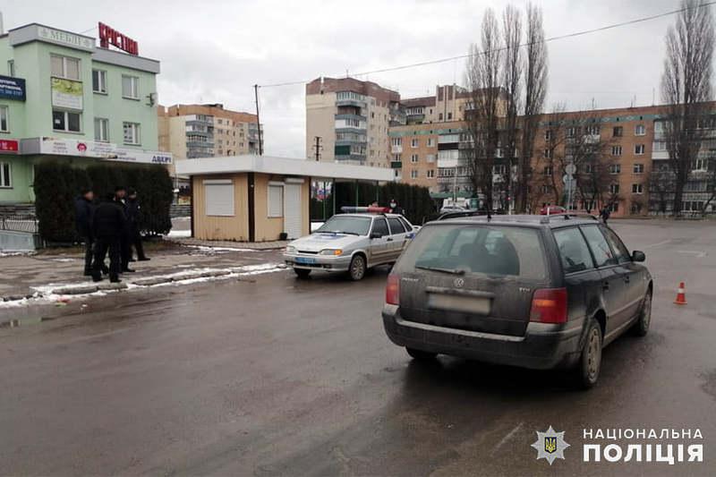 У Кам\'янці-Подільському внаслідок ДТП постраждав 11-річний пішохід
