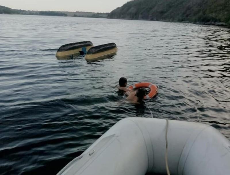 Чоловіки відпочивали на річці Смотрич
