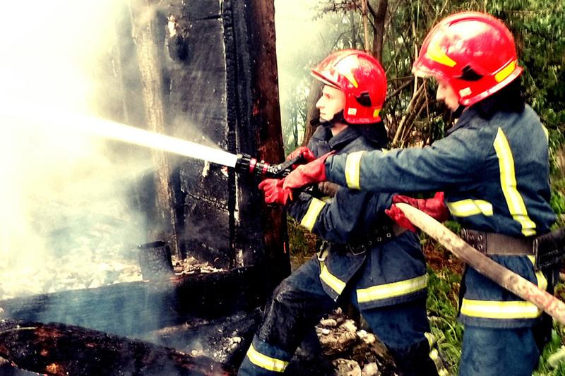 Ртувальник за добу ліквідували 6 пожеж