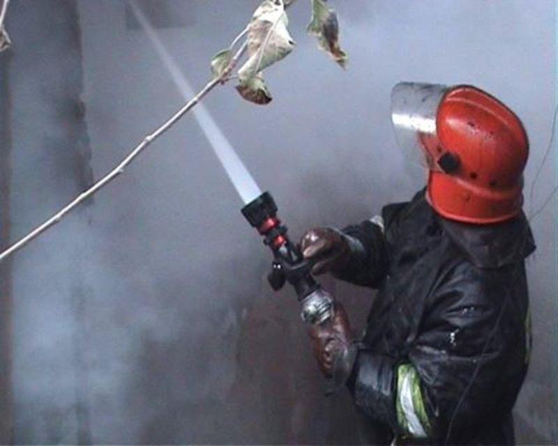 Нещасних випадків на пожежах не було