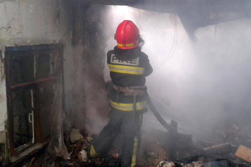 Рятувальники називають ймовірною причиною займання будинку коротке замикання електроприладу