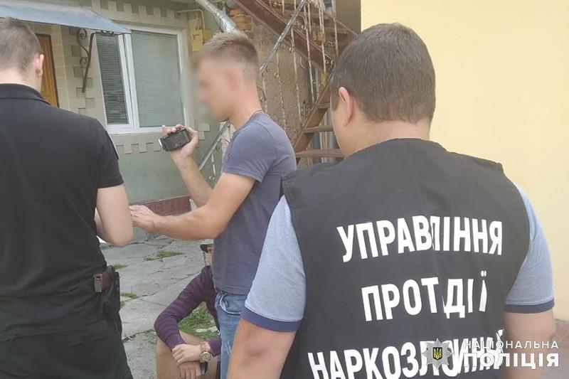 Наразі працівники поліції перевіряють отриману інформацію