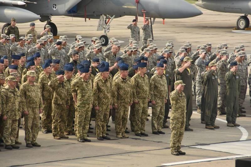 Військові навчання тривали понад 10 днів на території двох областей