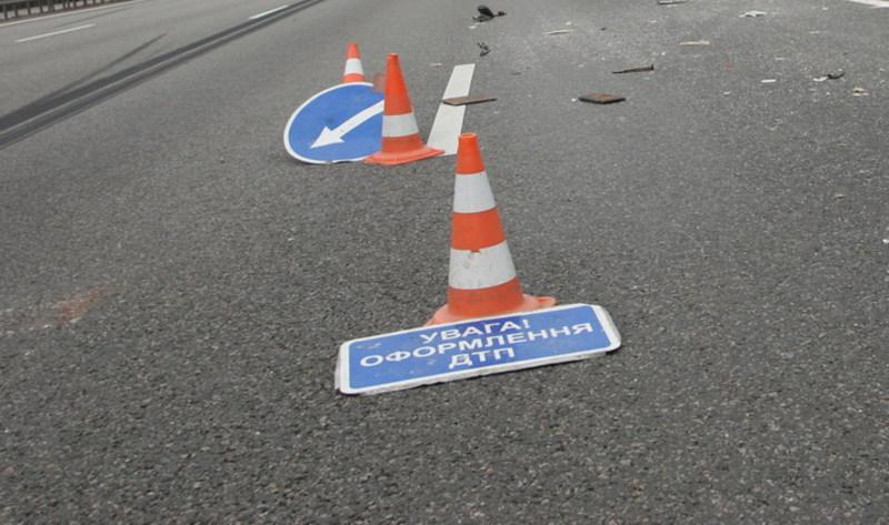 В аваріях травмувались люди