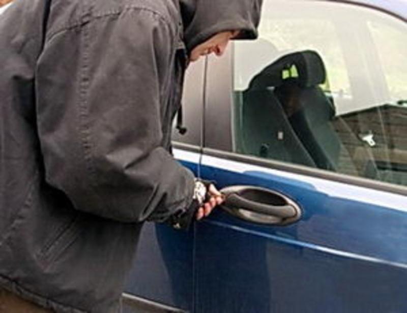 Злодії відчиняли дверцята за допомогою викрутки, проникали всередину і викрадали автомагнітоли та акумулятори.