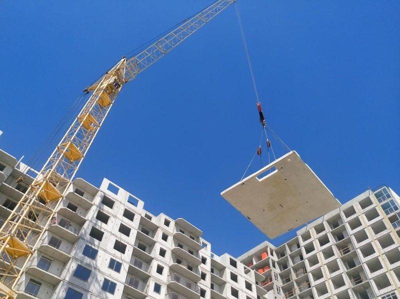 Впродовж січня-вересня в міській місцевості Хмельниччини прийняли в експлуатацію 151,4 тисячі квадратних метрів житлової площі