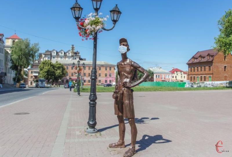 Більшість інфікованих виявили у Кам'янець-Подільському
