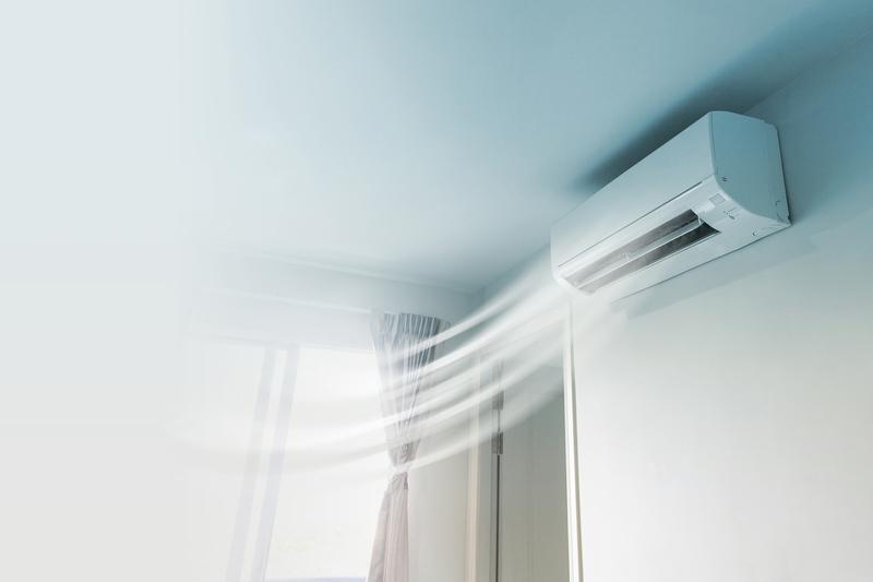 Спліт-системи широко використовуються в жилих та торгових приміщеннях, офісах, розважальних центрах