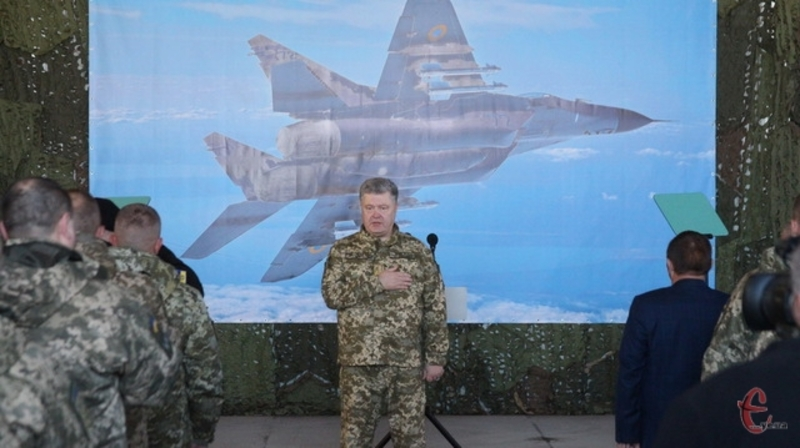Петро Порошенко минулої осень двічі був із візитом на Хмельниччині