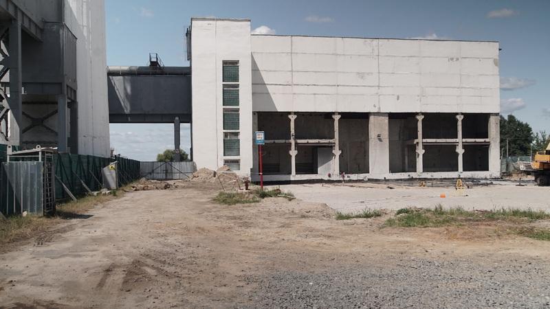 Безпосереднє будівництво комплексу становити понад 173 мільйони гривень