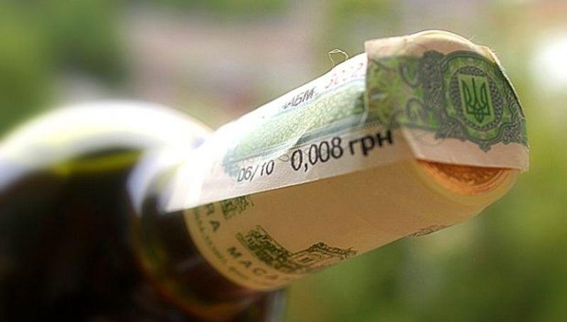 На Хмельницькому ринку податківці припинили незаконну реалізацію алкоголю і тютюну.
