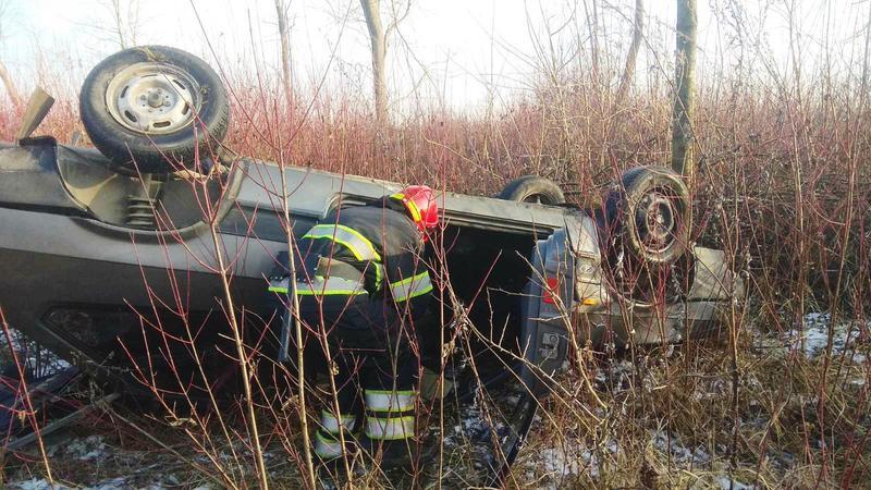 Аварія сталася поблизу села Теклівка Кам'янець-Подільського району