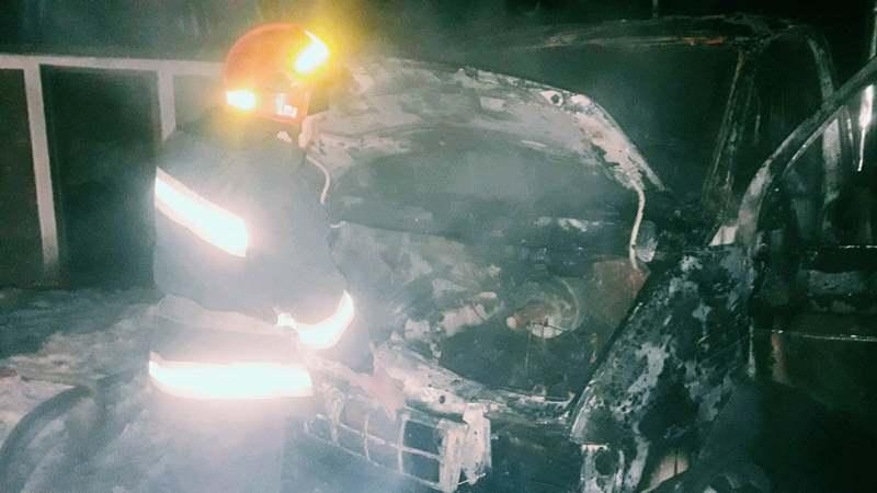 Під час пожежі ніхто не постраждав