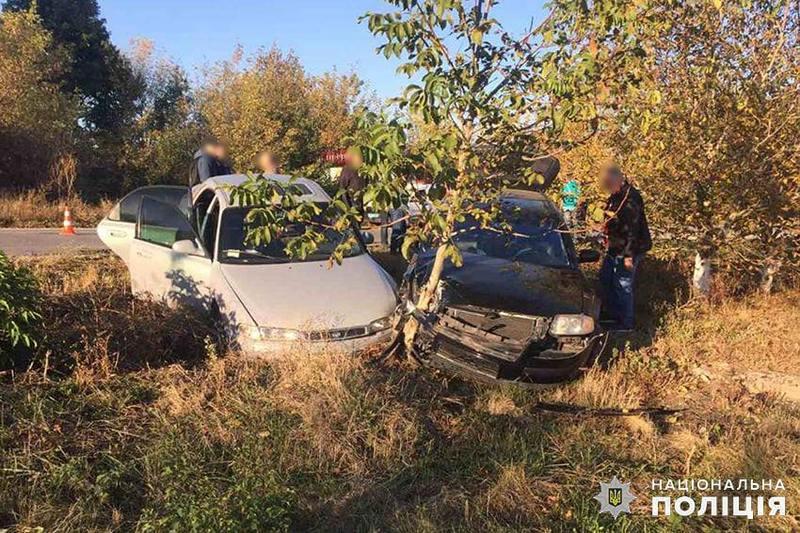 Аварія сталася в селі Слобідка-Кульчієвецька, що у Кам'янці-Подільському районі