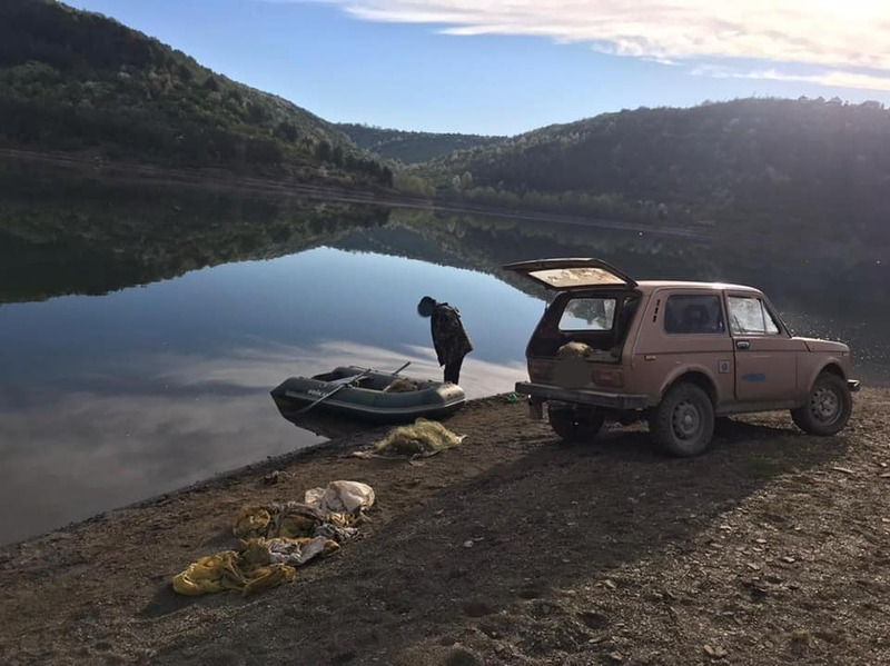 Працівники водної поліції Кам'янеччини виявили браконьєрів