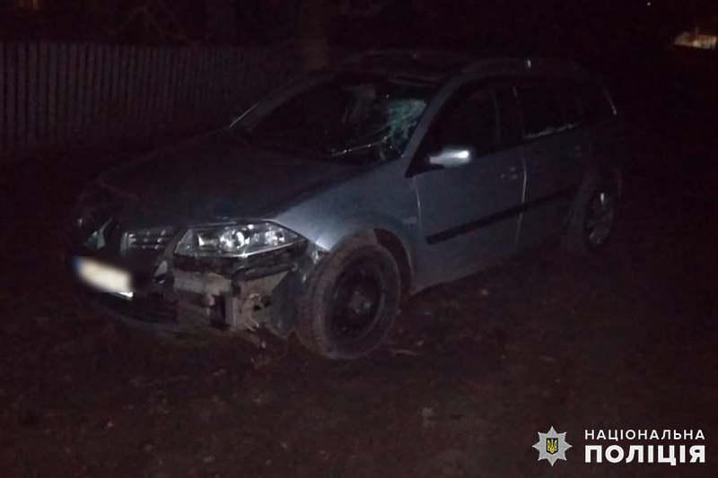 Аварія сталася в селищі Антоніни Красилівського району на площі Графській
