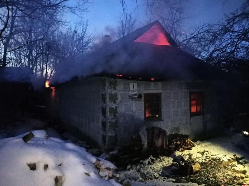 Попередня причина виникнення пожежі - порушення правил пожежної безпеки під час експлуатації пічного опалення