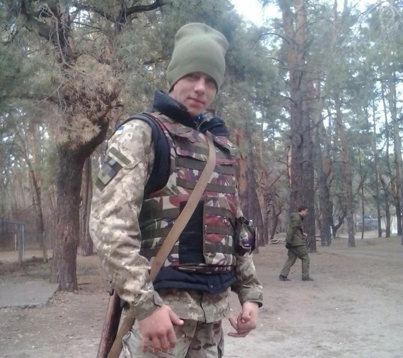 Олександр Мандибура загинув на Луганщині