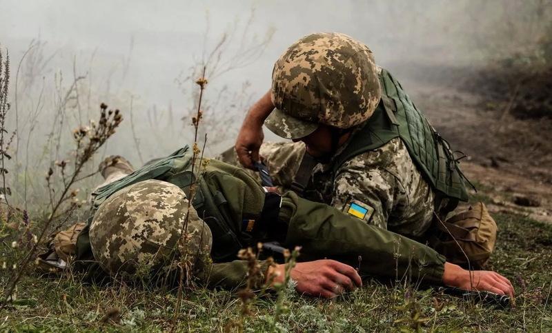 Військовослужбовець отримав кульове поранення несумісне з життям