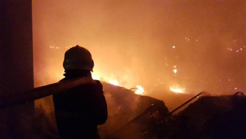 Пожежа сталася в одній із кімнат житлового будинку
