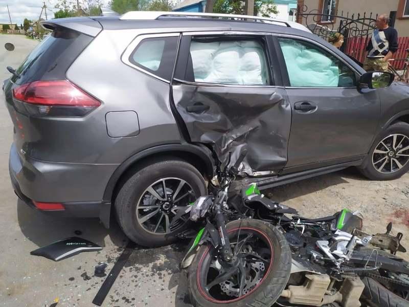 Обставини аварії з'ясовують правоохоронці