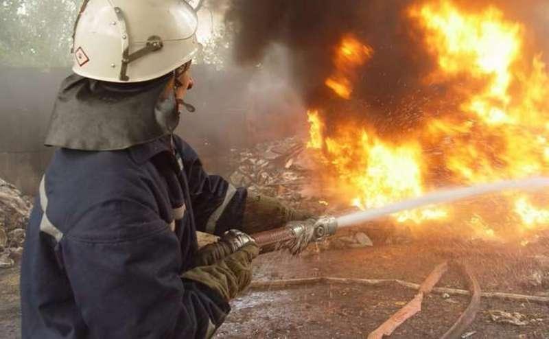 Ймовірна причина пожежі – несправність опалювальної печі та димаря