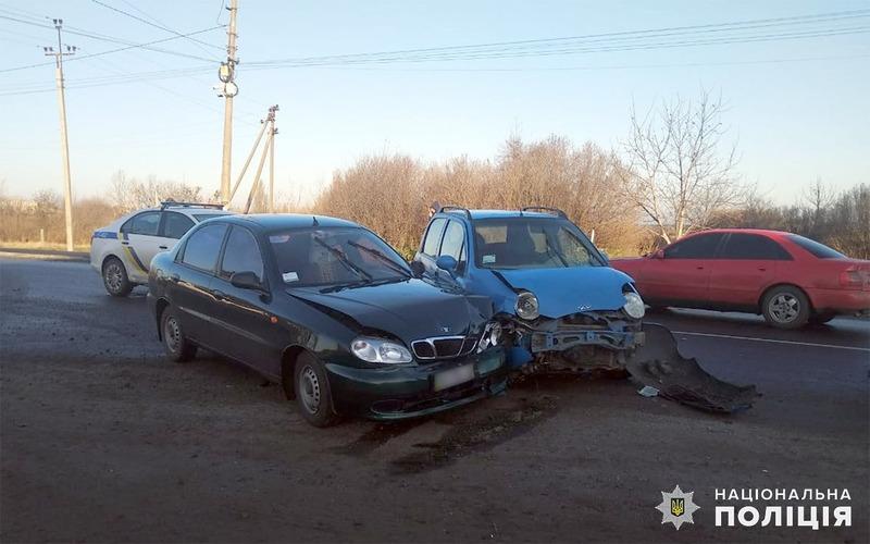 Аварія сталася при в'їзді у село Судилків Шепетівського району