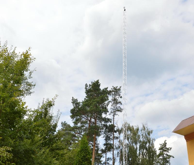 Відеокамери встановлюють в лісових масивах