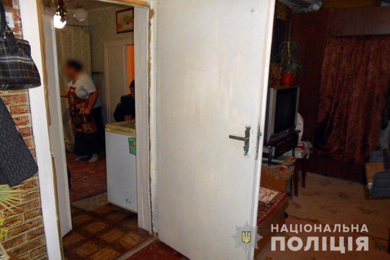 Зловмисник проник у будинок через незачинені вхідні двері