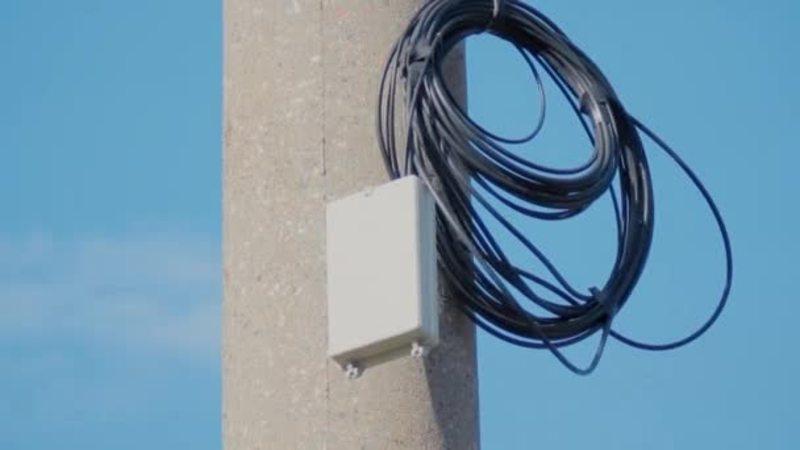 Кабель належав одній із приватних телекомунікаційних компаній