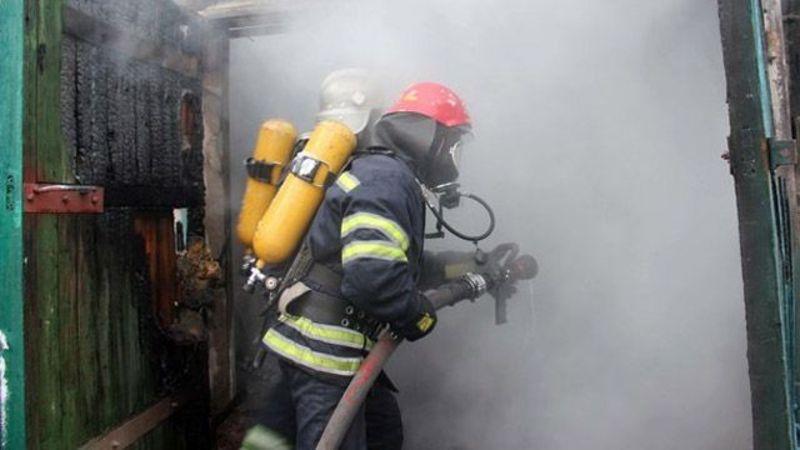 Власниця будинку намагалась сама загасити полум'я