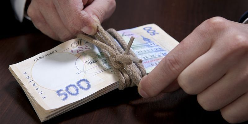 З бюджету перерахували понад 50 тис. гривень