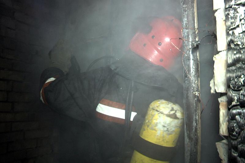 Вогнеборцям вдалося загасити пожежу в селі Сербинівка Старокостянтинівського району