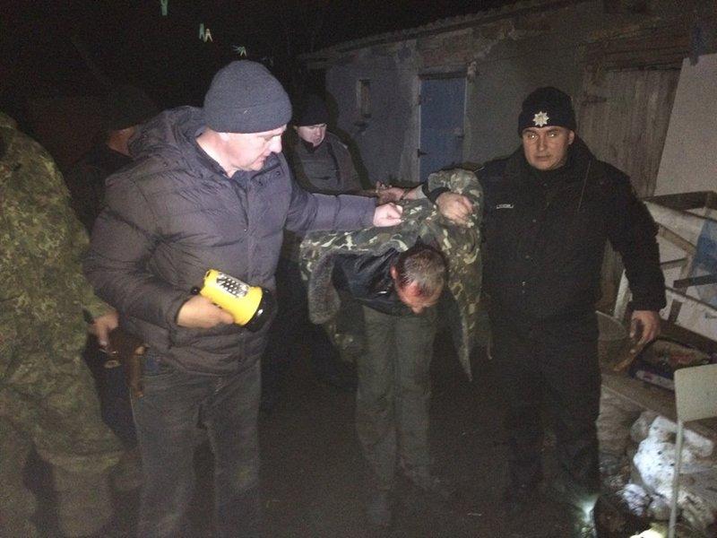 На Теофіпольщині затримали злочинця з кримінальним стажем