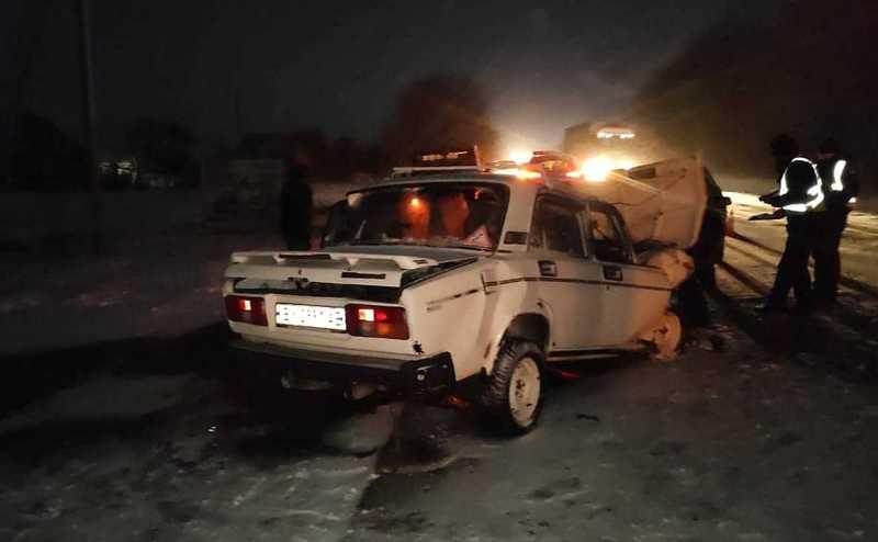 Аварія сталася поблизу села Соколівка Ярмолинецького району