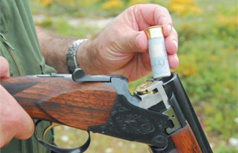 Зброю визнали вогнепальною