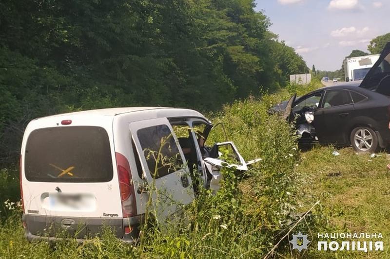 Повідомлення про аварію надійшло близько другої години дня