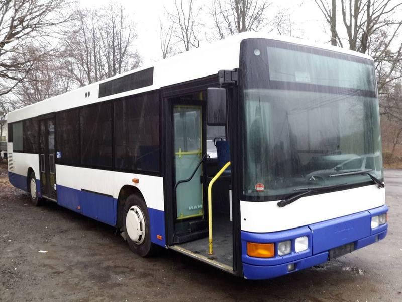 Тимчасово буде змінено схему руху автобусного маршруту загального користування № 61