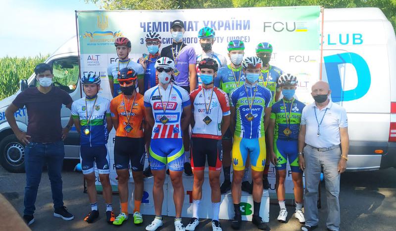Хмельницьку область представляли 18 учасників