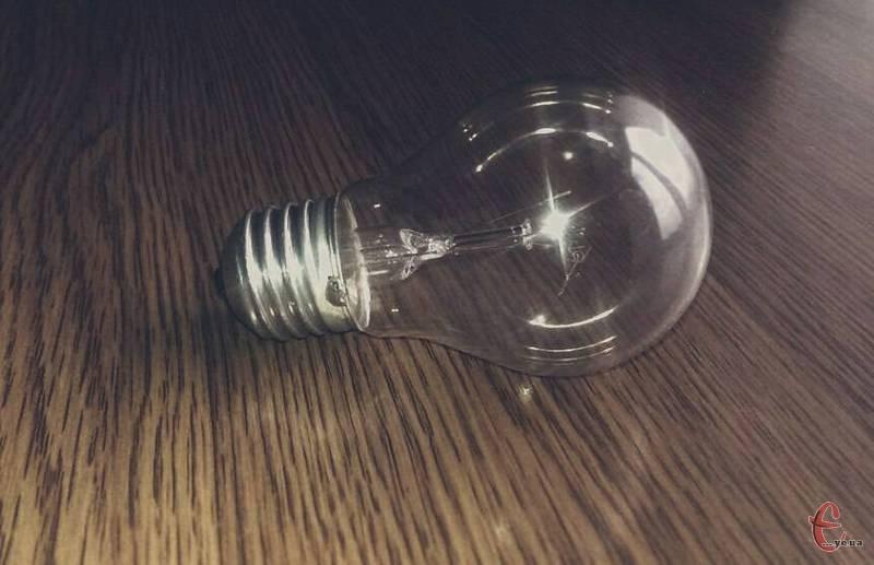 Світла не буде впродовж 7 годин.