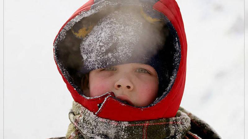 Цього тижденя синоптики прогнозують, що температура повітря знизиться до -20.
