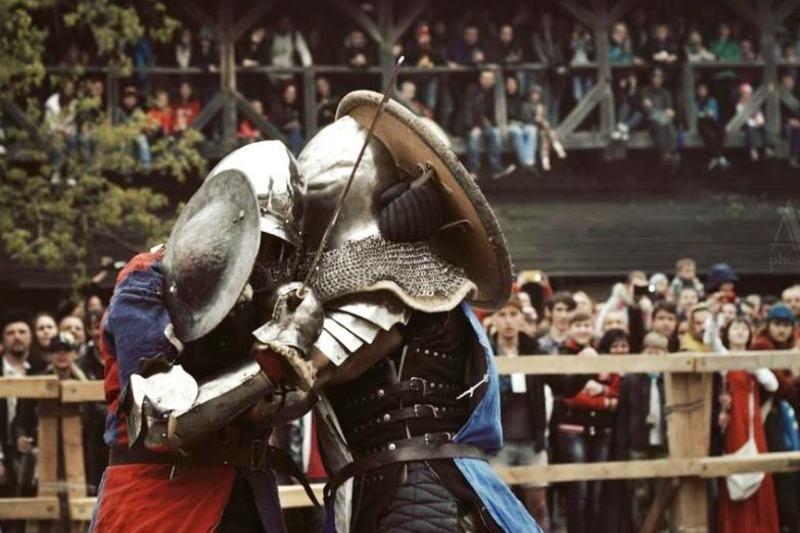 Найбільш видовищним на «Форпості» будуть середньовічні бої