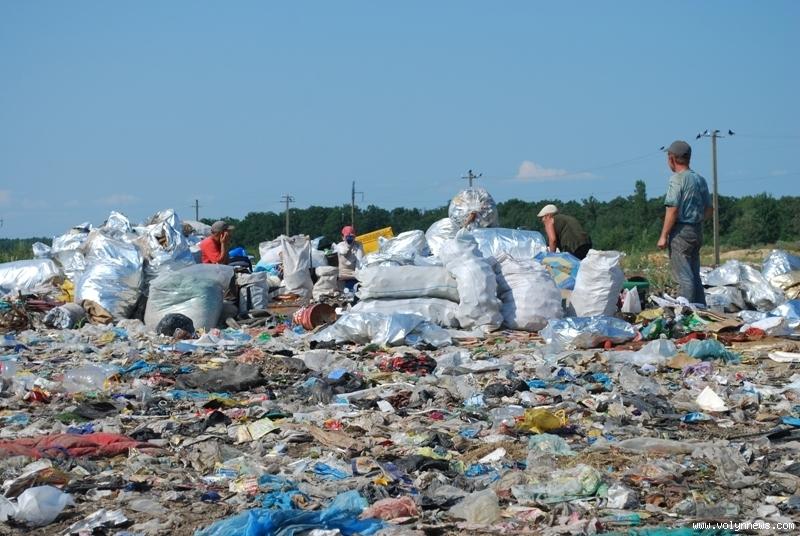 Міська рада оголосила конкурс на дегазацію сміттєзвалища