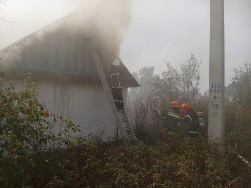 Ймовірною причиною займання називають порушення правил безпеки під час використання пічного опалення
