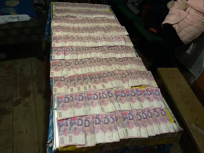 Затримали підозрюваного під час продажу лісу на суму 165 тисяч гривень